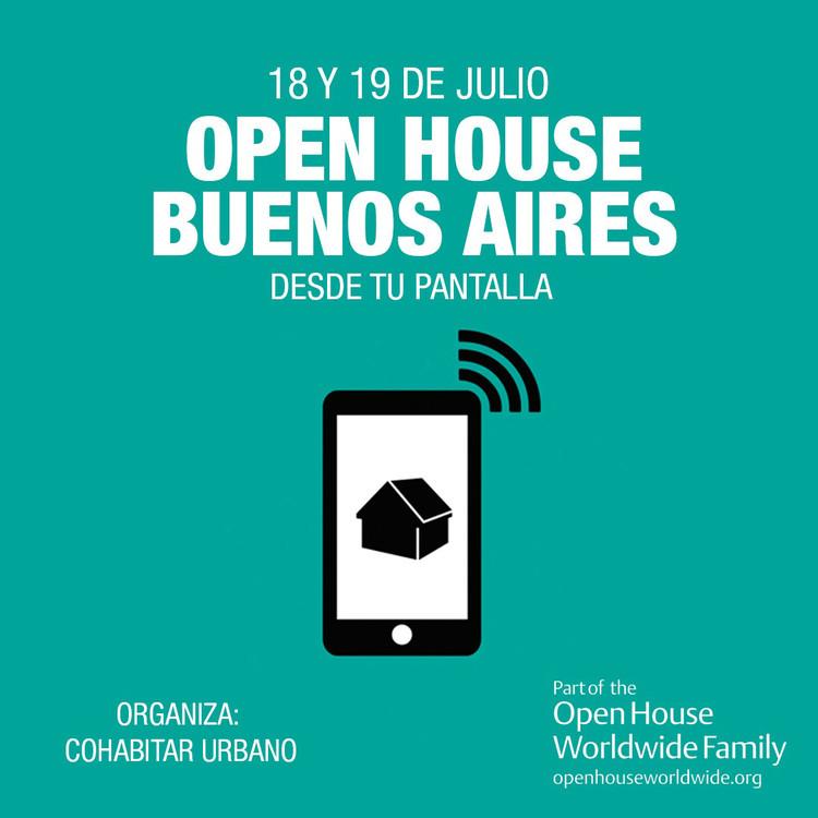 Open House Buenos Aires 2020: los recorridos de arquitectura en vivo, Cortesía de Open House Buenos Aires