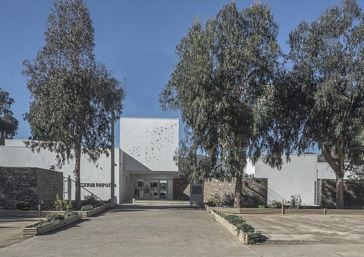 Centro de Salud Familiar de Papudo / Iglesis Arquitectos, © Juan Pablo Benavente