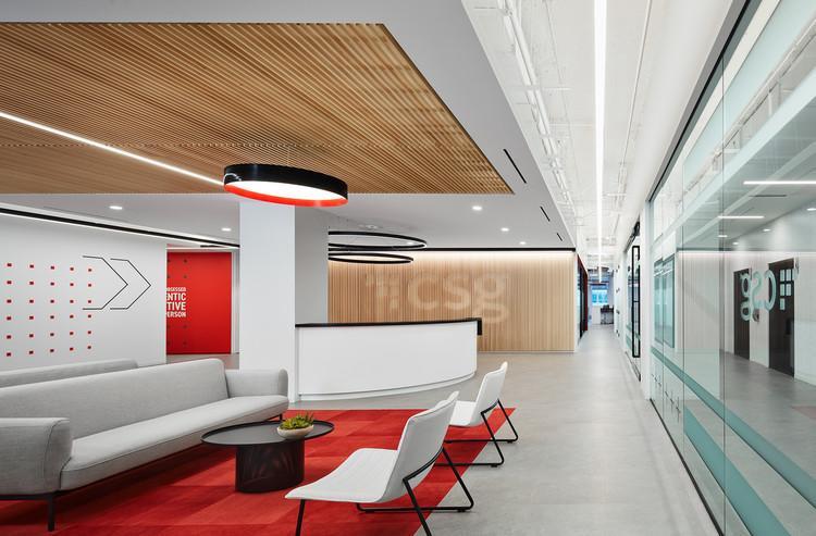 Eastlake Studio: Provocateurs of Interior Design Technology, CSG. Image Courtesy of Eastlake Studio, Kendall McCaugherty, Hall + Merrick Photographers
