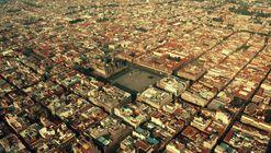 Imágenes aéreas de la Ciudad de México durante la pandemia de COVID-19 por Santiago Arau