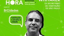Programa Meia Hora com o BrCidades convida João Whitaker