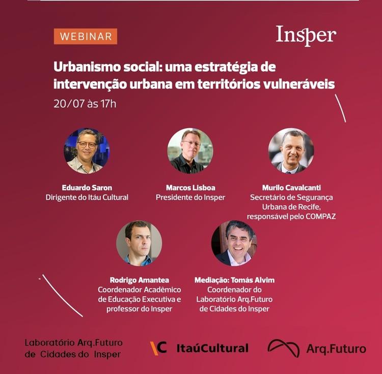 Urbanismo social: uma estratégia de intervenção urbana em territórios vulneráveis