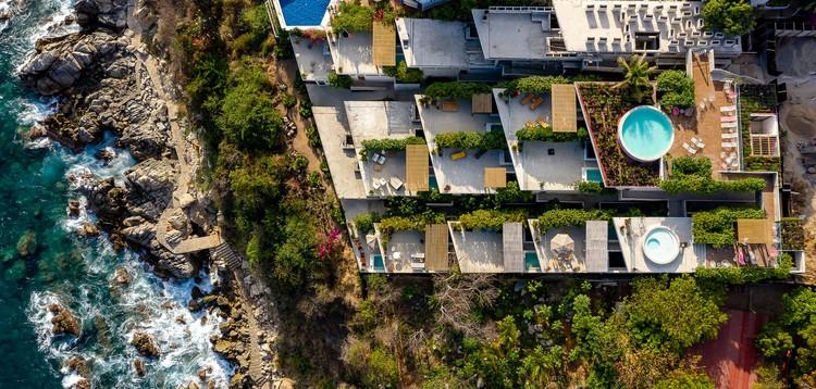 Apartamentos La Escondida / Francisco Pardo Arquitecto, © Onnis Luque