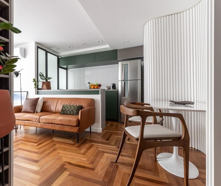 Apartamento Cmpct / Ultra, © Marcelo Donadussi