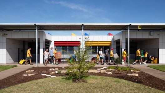 Cairnsfoot Special Needs School / The Landscape Studio of NBRSARCHITECTURE