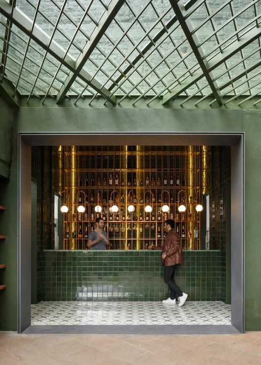 Restaurante Santomate / Daniela Bucio Sistos // Taller de Arquitectura y Diseño, © Dane Alonso