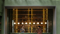 Restaurante Santomate / Daniela Bucio Sistos // Taller de Arquitectura y Diseño