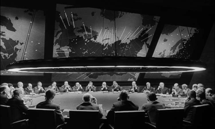 Dr. Strangelove's Strange Environmental Lesson for Architects, via Open Domain