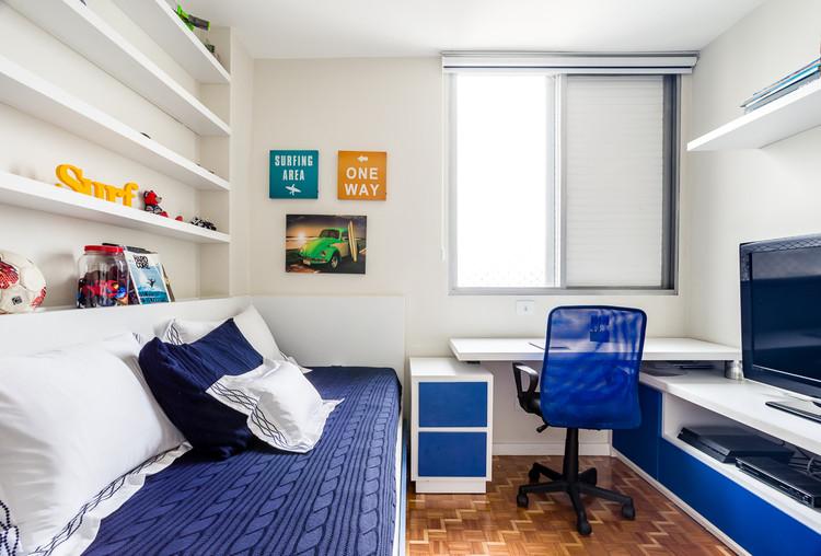 Apartamento VM / Manore Arquitetura e Urbanismo. Image © Ricardo Bassetti