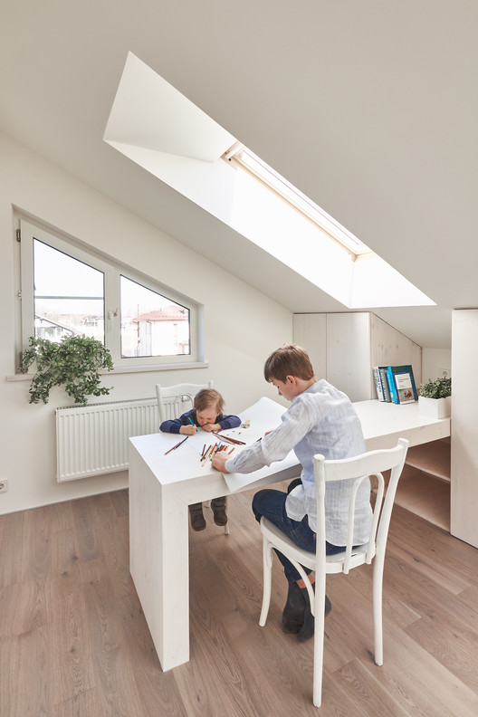 Strategies to Improve Study Spaces at Home, Residência Familiar / Ruetemple. Image Cortesia de Ruetemple