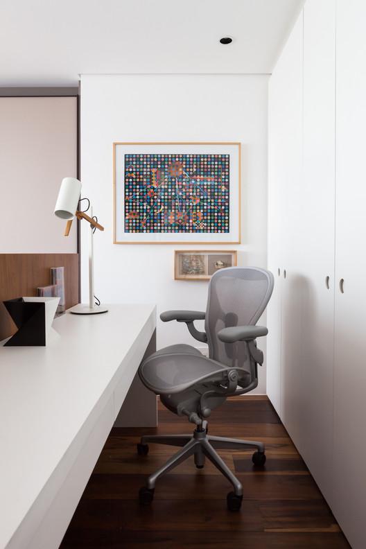 Apartamento Clodomiro / Todos Arquitetura. Image © Lufe Gomes