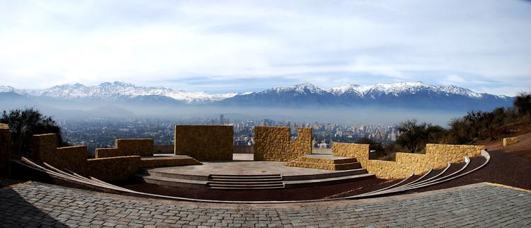Carlos Martner, arquitecto de parques en Chile, fallece a los 93 años, © Catalina Harrison, Julio Cabello y Humberto Eliash