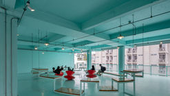 Bangkok University Interior Renovation / Imaginary Objects + HYPOTHESIS