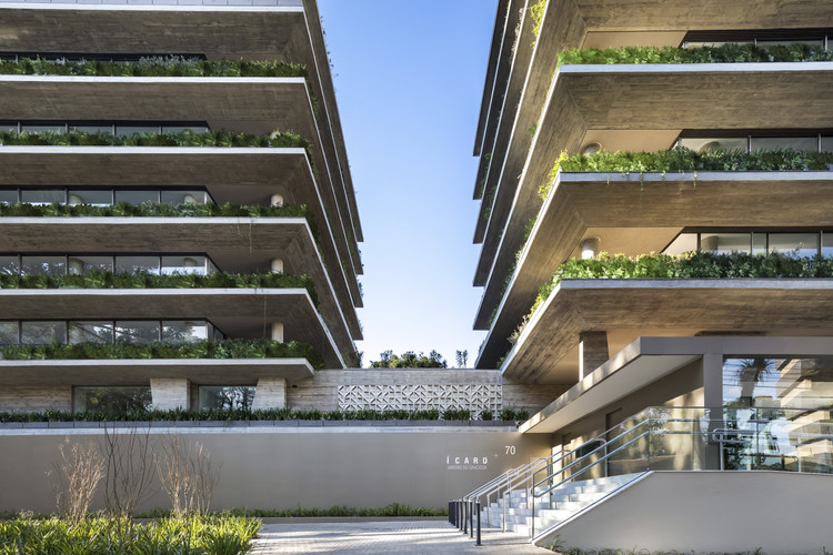 Icaro Jardins da Graciosa Building / Studio Arthur Casas, © Eduardo Macarios