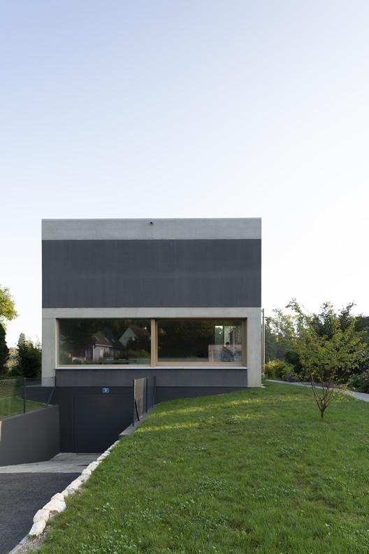 House Milnes / Kloter Architekten AG