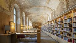 Biblioteca Municipal Het Predikheren / Korteknie Stuhlmacher Architecten + Callebaut Architecten + Bureau Bouwtechniek