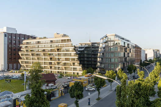 Charlie Living Residential Complex / GRAFT