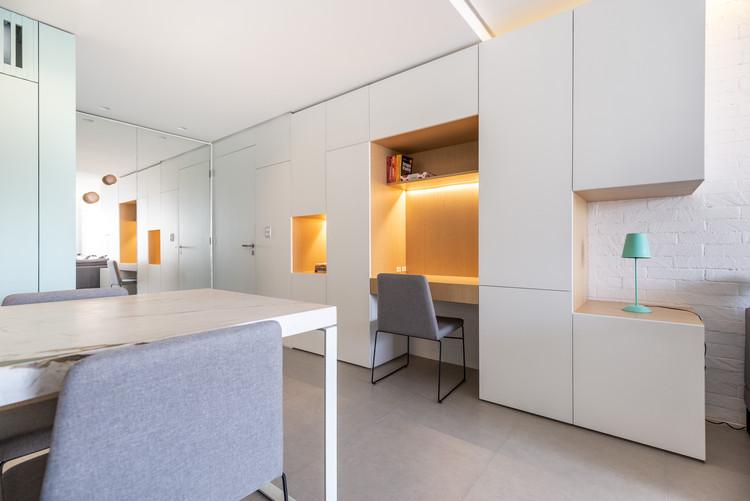 Apartamento ME / Butiá Arquitetura, © Marcelo Donadussi
