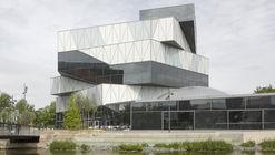 Experimenta Building in Heilbronn / Sauerbruch Hutton