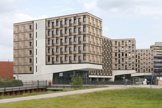 Universal Design Quarter in Hamburg / Sauerbruch Hutton