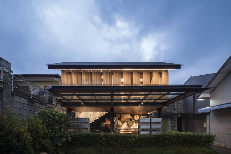 Pavilhão Seiryuu / Studio Avana, © Ernest Theofilus