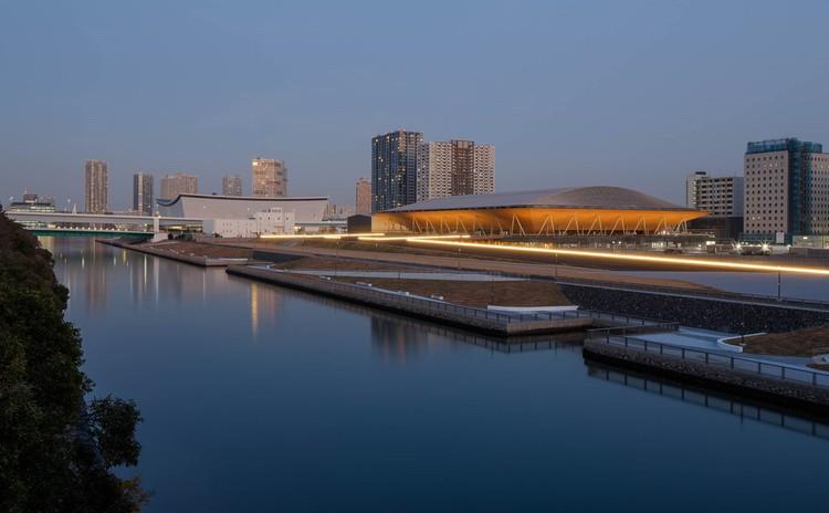 The Ariake Gymnastics Centre / Nikken Sekkei + Shimizu Corporation, © Ken'ichi Suzuki