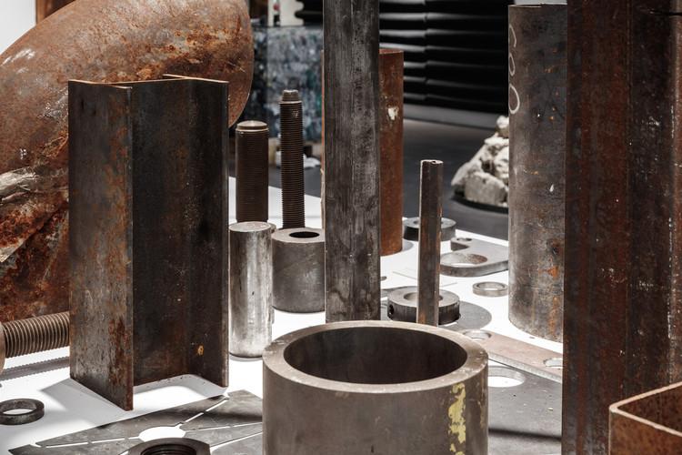 Wasteland Exhibition. Image © Rasmus Hjortshøj - COAST