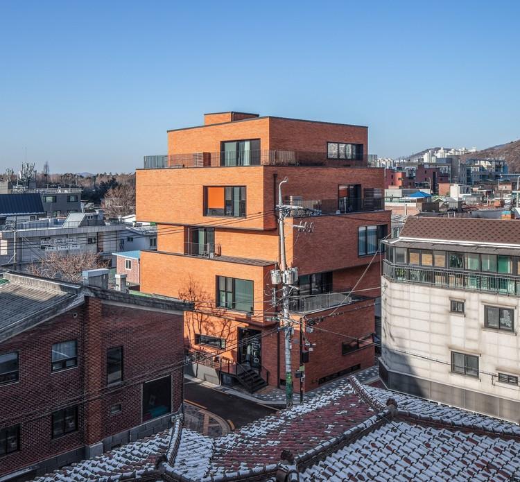 Edifício YONG / DAAL, © Bae Jihun
