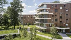 Viviendo en el Spinnereipark / Behnisch Architekten