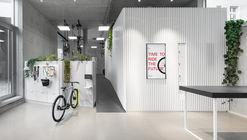 VanMoof Brand Store / Ninetynine