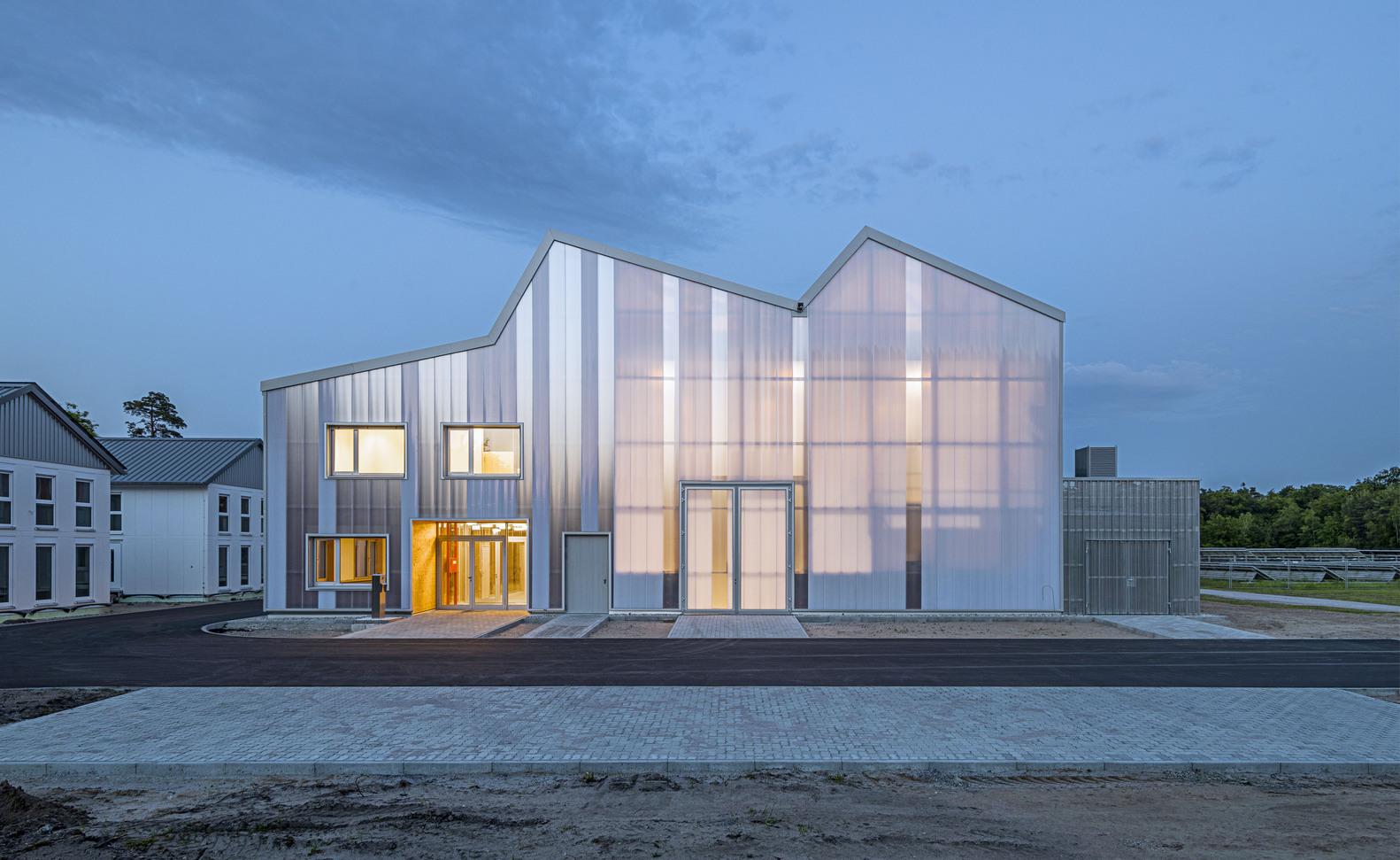 KIT Energy Lab / Behnisch Architekten