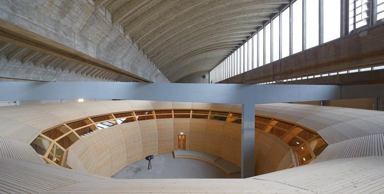 ANOHA—The Children's World of the Jewish Museum Berlin / Olson Kundig, © Hufton+Crow