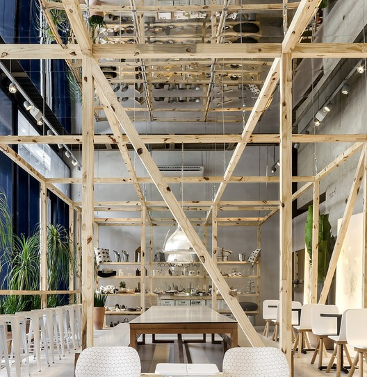 Casa Co Coffee Shop / be.bo + m.o.o.c.