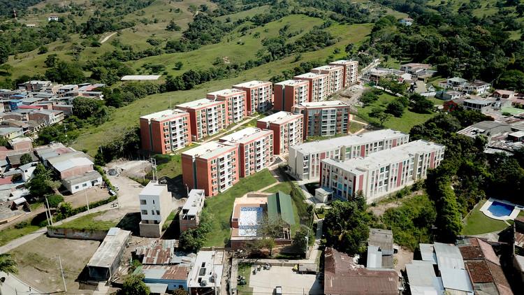 57Uno: Estrategias para el diseño de vivienda social sostenible en Colombia, Cortesía de 57Uno
