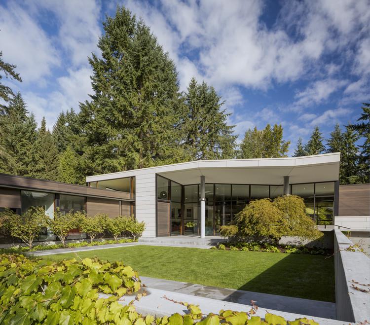 Inside Outside House / David Coleman Architecture, © Paul Warchol