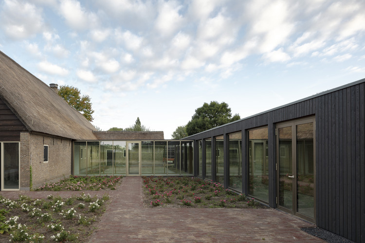 Hospice de Liefde, Center for Terminal Care / de Kovel architecten + studio AAAN, © Sebastian van Damme