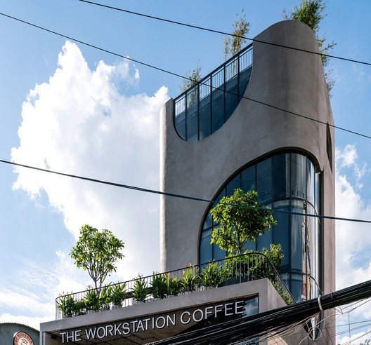 The Workstation Coffee / MDA Architecture + CoRi Design