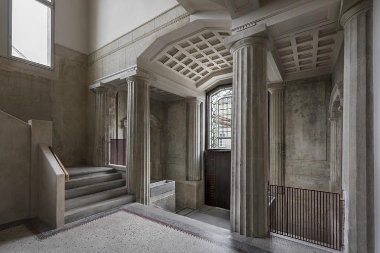 Villa Heike / Christof Schubert Architekten, © Enric Duch