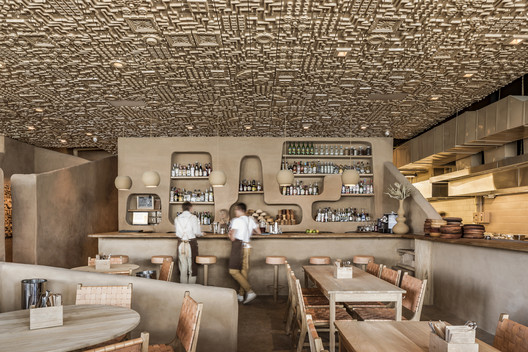 Veneno Restaurant / Pragma Estudio + Monteón Arquitectos Asociados