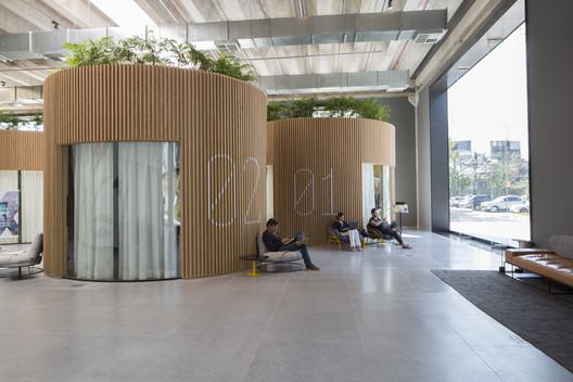 Melicidade Offices in São Paulo / Estudio Elia Irastorza + Athié Wohnrath Associados