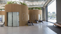 Oficinas Melicidade / Estudio Elia Irastorza + Athié Wohnrath Associados
