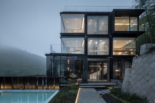 Cube Hotel / SU Architects