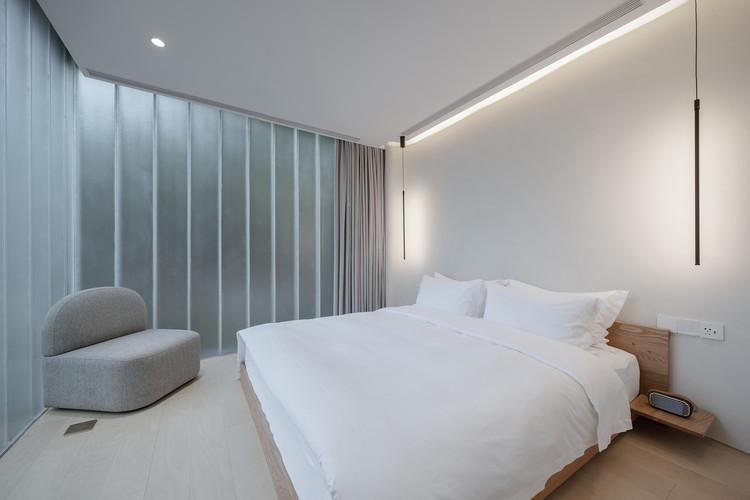 Room space. Image © Xuguo Tang
