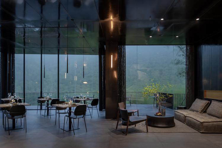 Ground floor space. Image © Xuguo Tang