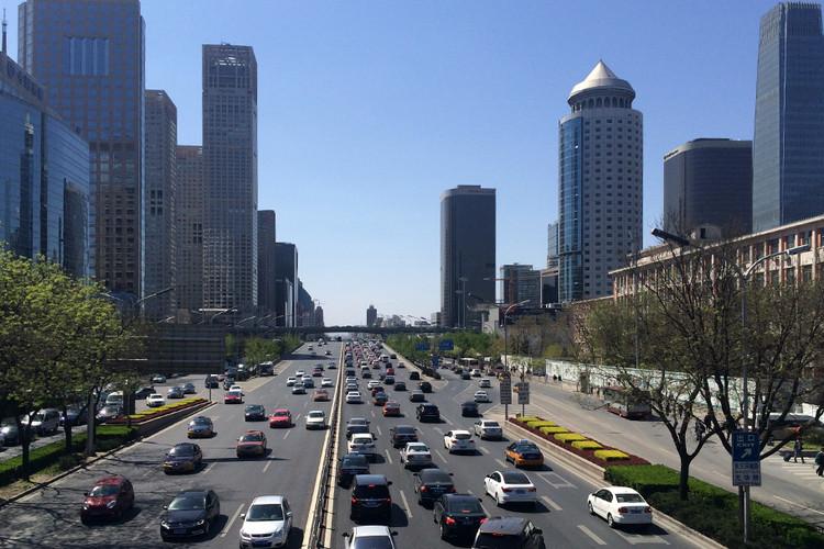 Cidade Proibida, hutongs e superquadras: a urbanização de Pequim, Pequim, China. Image © Anthony Ling, via Caos Planejado