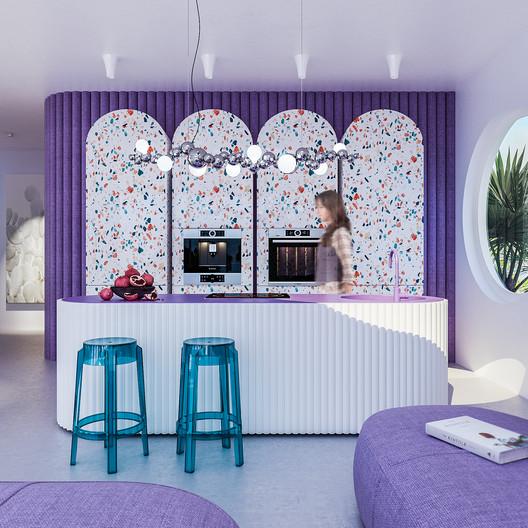 Villa in Ibiza / Reutov Design