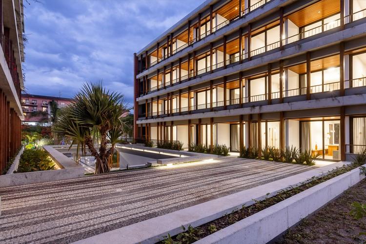 Novos alojamentos da APCEF SC / Pimont Arquitetura, © Fernando Willadino