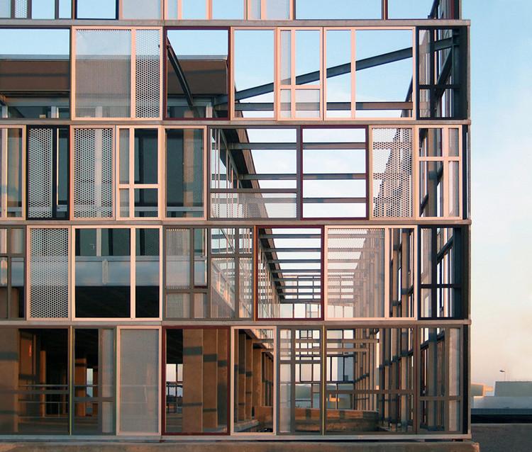 Ciudad Digital / CHSarquitectos. Image Cortesía de CHSarquitectos