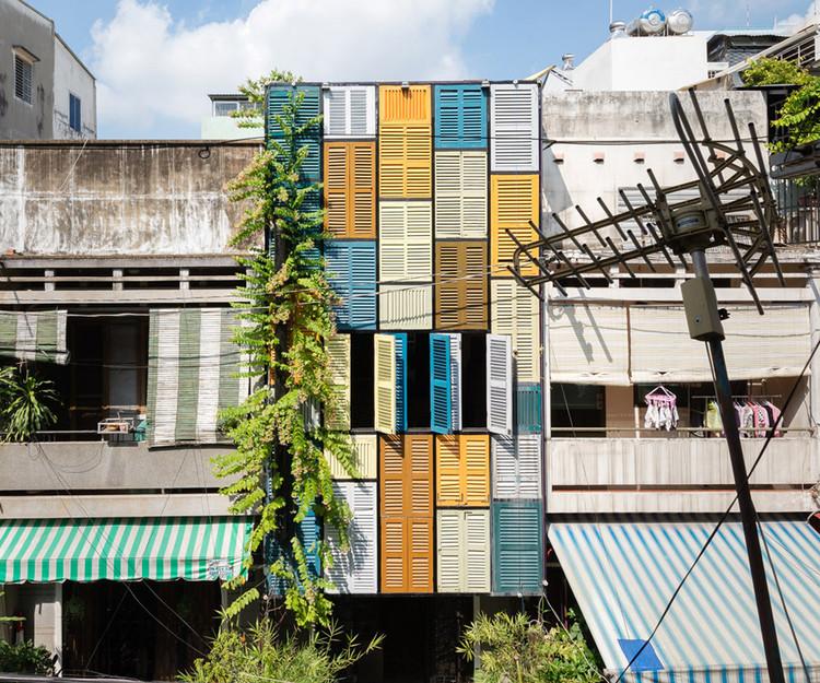 Vegan House / Block Architects. Image © Quang Tran