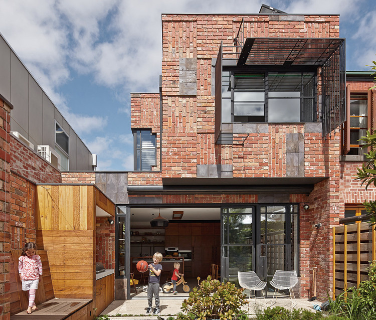 Cubo House/ PHOOEY Architects. Image © Peter Bennetts Photographer
